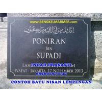 www.bengkelmarmer.com Batu Nisan dan Monumen Plakat Prasasti Pemakaman Kuburan Murah TPU KARET BIVAK JAKARTA Murah 5