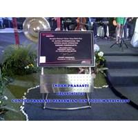 www.bengkelmarmer.com Batu Prasasti Plakat Peresmian Presiden Kementerian Bekasi Murah 5