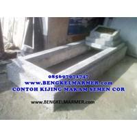 Beli www.bengkelmarmer.com Kijing Bangunan Makam Lengkap Batu Nisan dan Monumen Plakat Prasasti Pemakaman Kuburan Murah Kirim Pasang Jakarta Selatan 4