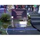 www.bengkelmarmer.com Harga Contoh Batu Prasasti Marmer Plakat Peresmian Gedung Kantor Pabrik Jakarta Bogor Depok Tangerang Bekasi Cikarang Karawang 1