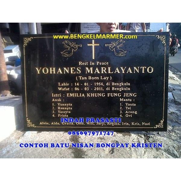 www.bengkelmarmer.com 085697971747 Pabrik Percetakan Pembuat Plakat Prasasti Batu Nisan dan Monumen Marmer Granit Denpasar Bali