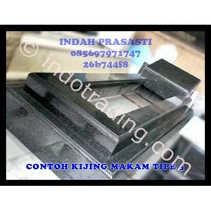Bikin Buat Cetak Pesan  Beli Kijing Makam Marmer Granit Tipe 3