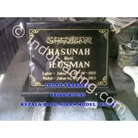 Bikin Buat Cetak Pesan  Beli Kepala Batu Nisan Model Tegak Marmer Granit 1