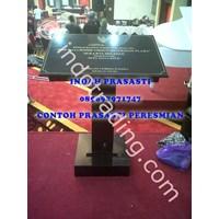 www.BENGKELMARMER.com Bikin Buat Cetak Pesan  Beli Plakat Prasasti Peresmian Dan Meja Podium Marmer Granit Harga Murah 1