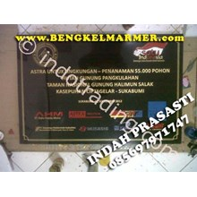 Beli Batu Prasasti Peresmian Marmer Granit Jakarta Medan Palembang Jambi Bandung Jogjakarta Surabaya