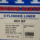 Cylinder Head Liner 4D31 3