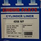 Cylinder Head Liner 4D56 3
