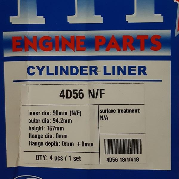 Cylinder Head Liner 4D56