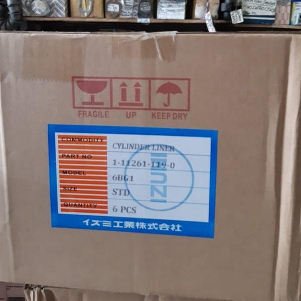 Cylinder Head Liner Isuzu Hitachi 6BG1