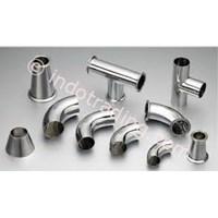 Stainless Steel Tabung Elbow Bengkok 1