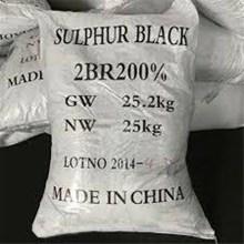 Sulphur Powder sulfur black