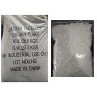 Calcium Chloride Flake  1