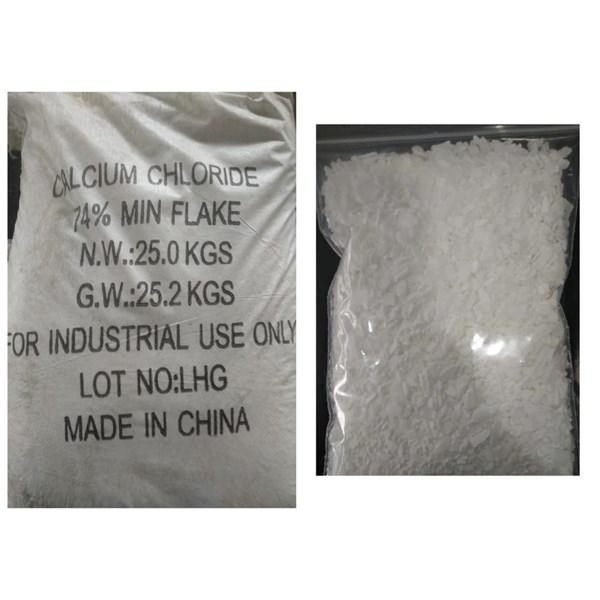 Calcium Chloride Flake