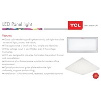 Lampu Led Panel
