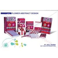 Sell Flower Abstrak Desain