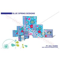 Sell Buku Blue Spring Disain