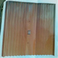 Dari Pintu Folding Gate 1