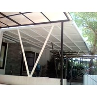 Kanopi Alderon Bintaro