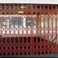 Pagar Folding Gate Murah 5