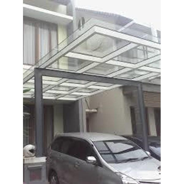 Kanopi Kaca Bintaro