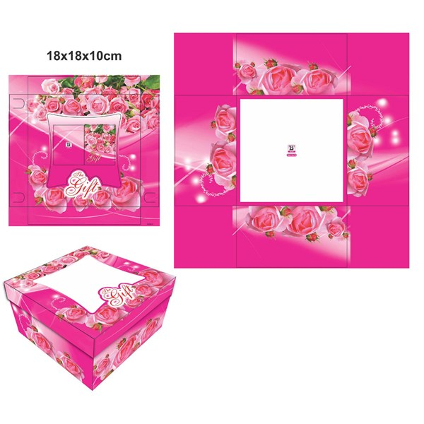Inner Box Print Box and Carton Packaging and Ready Stock Cakes size 18 X 18 X 10