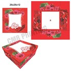 Cake Box and  Gift Box READY STOCK UK 26 X 26 X 12 CM 1