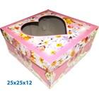 SELL BOX CAKE / GIFT READY STOCK UK 25 X 25 1