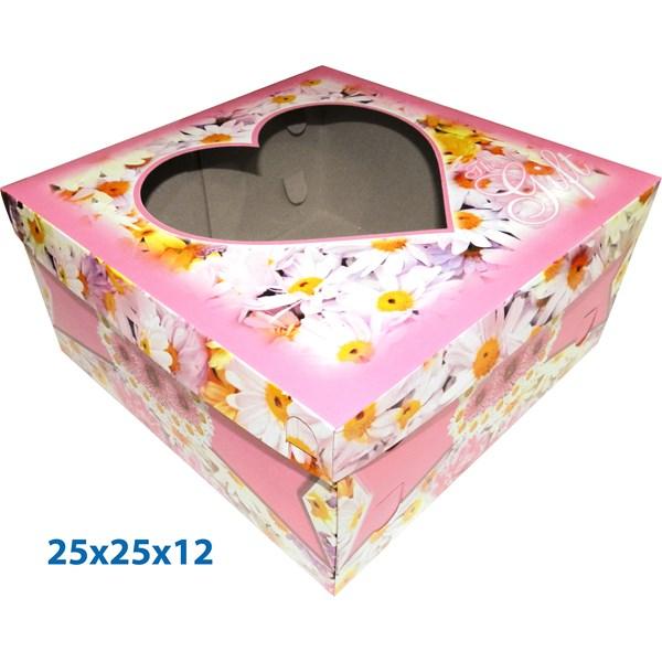 SELL BOX CAKE / GIFT READY STOCK UK 25 X 25