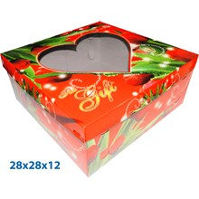 Print Packaging in Cake and Cake Carton Box and Bo