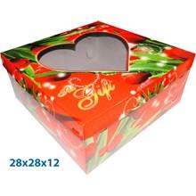 Dus Kue dan Dus Gift Ready stock dengan Uk. 28 X 2