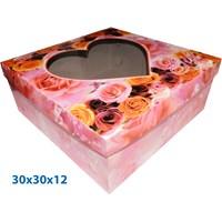 Dus Kue dan Dus Gift ready stock dengan ukuran  30 X 30