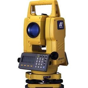 Rent Calibration Services Topcon Total Station GTS 235N