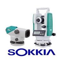 Harga Terbaru 1 Paket Digital Theodolite Sokkia DT-740 Dan Level Sokkia B-40