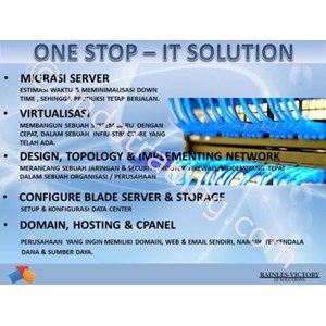 Rainles Victory - It Services & Solutions By Toko Rainles Victory
