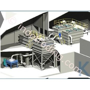 Desain Water Treatment Plant By PT Kastraco Engineering