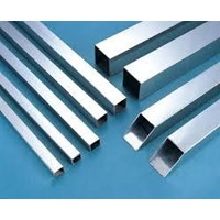 Pipa Aluminium Hollow Stainless Steel