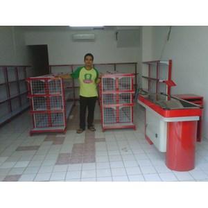 Rak Minimarket
