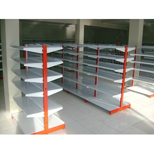 Rak Gondola Minimarket Indo