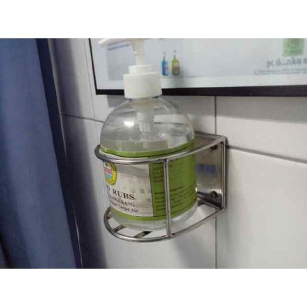 rak handscrub untuk rumah sakit