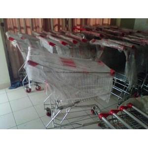 Trolley Belanja Supermarket 100 liter
