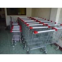 Trolley Belanja Supermarket 180 liter 1