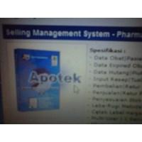 Sistem Management di Apotik