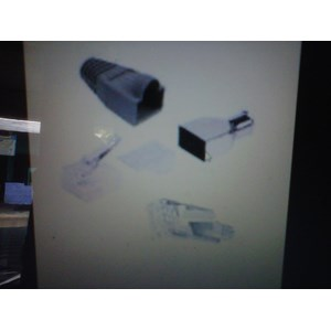 Connector RJ45 Cat. 6