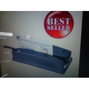 Card Reader (Barcode atau Magnetic)