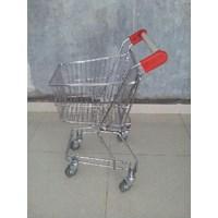 Trolley belanja 30 liter troli
