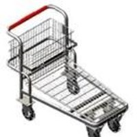 TROLLEY LX WHOLESALE troli gudang