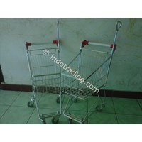 shopping cart 22 ltrs