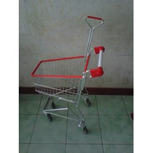 Trolley Belanja Supermarket 22 lt