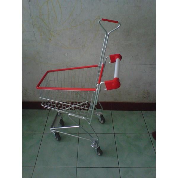 Trolley Belanja Supermarket 22 lt / TROLI 22 LTR