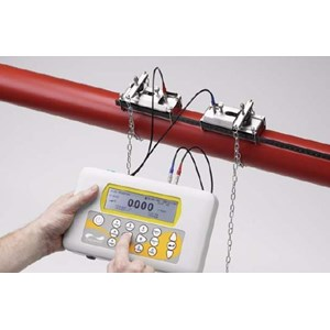 MICRONICS PF220 Portable Ultrasonic Flow Meter